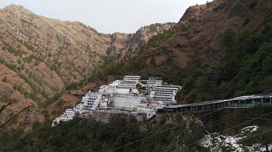 """Vaishno Devi, also known as Mata Rani, Trikuta and Vaishnavi, is a manifestation of the Hindu Goddess Mata Adi Shakti, also known as Goddess Mahalakshmi. The words """"Maa"""" and """"Mata"""" are commonly used in India for """"mother"""", and thus are often heavily used in connection with Vaishno Devi."""