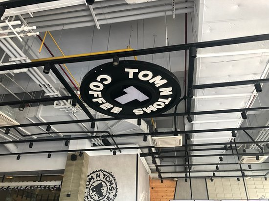 Tom N Toms Coffee Mactan: Tom N Toms Coffee Gaisano Mactan Branch
