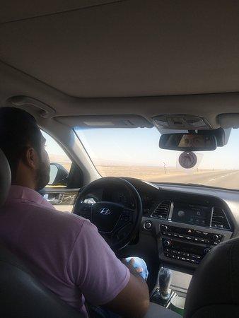 Мадаба, Иордания: Ali our driver