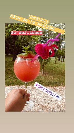 cocktail so delitchee