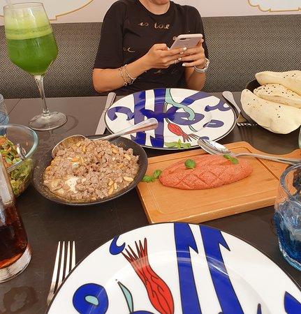 Em Sherif Cafe: light lunch