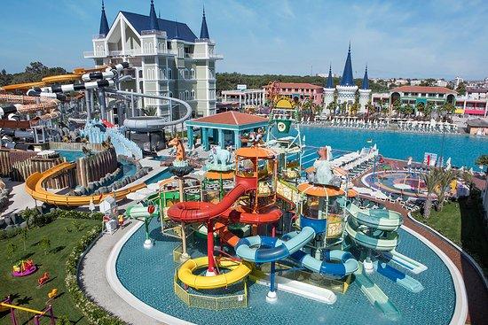 Granada Luxury Belek Tyrkiet Hotel Anmeldelser