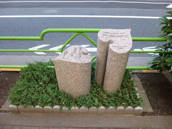 Futaba Gakuen Birthplace Monument