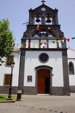 Paseo de Canarias: kerk