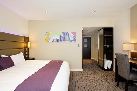 Premier Inn accessible room