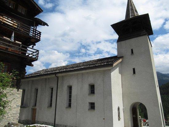Eglise paroissiale Saint-Théodule