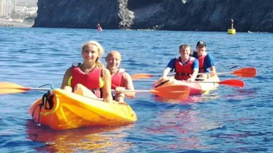 Kayak Academy Tenerife