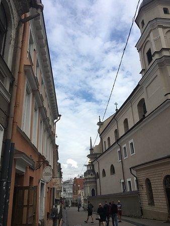 美麗及便利的舊城