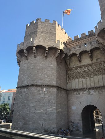 Valencia Shore Excursion: Valencia Hop-On Hop-Off Tour Resmi