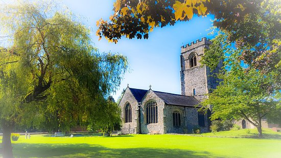 St. Mary's Church, Chirk