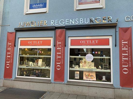 Juwelier Regensburger Outlet Store