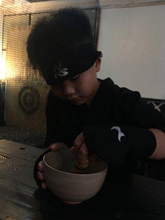 Ninja Cafe&Bar Asakusa: ninja cafe