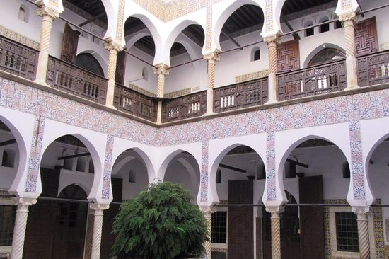 Destination Touristique Algerie