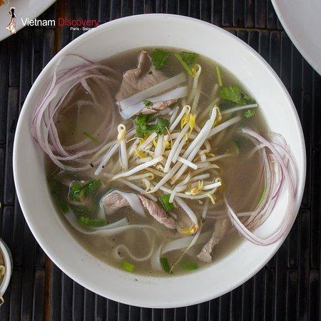 Sopa Phở Tradicional de Vietnam