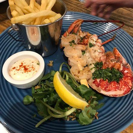 Lobster (half)