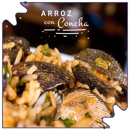 Same, Эквадор: Arroz con Concha