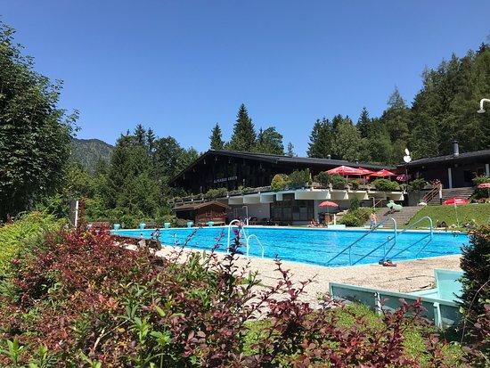 Alpenbad Unken