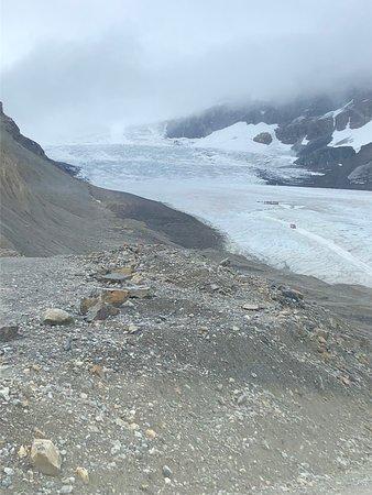 Altabaster glacier