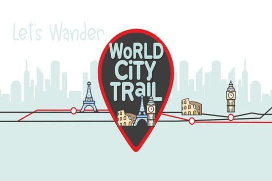 WoRLD CiTY TRaiL- RhODES