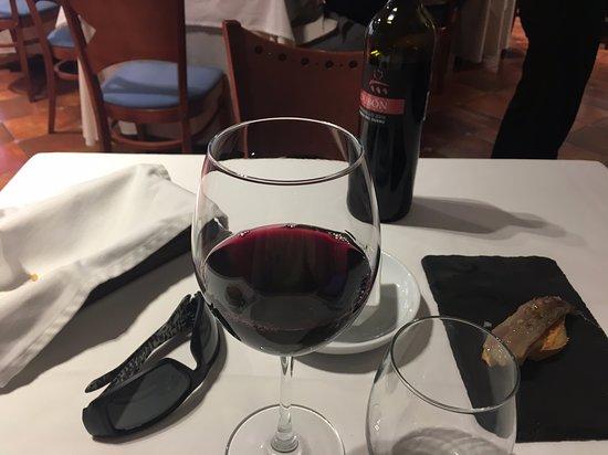 Asador Castilla: Mi mesa