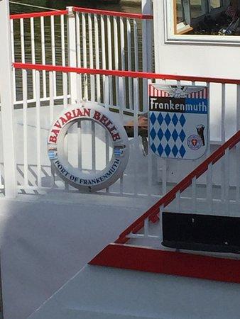Bavarian Belle Riverboat: Bavarian Belle