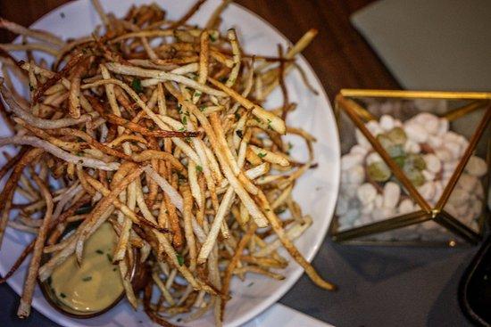 gluten free Szechuan  fries