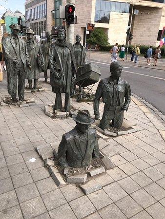 Interesting sculpture