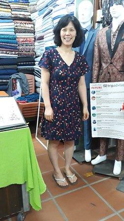 Hoi An Cloth Market: Hoi An Cloth Market