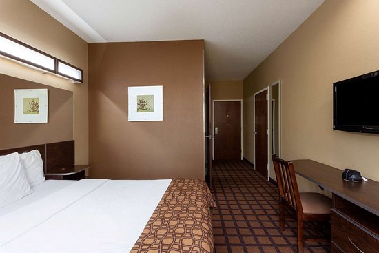 Microtel Inn & Suites by Wyndham Columbia/At Fort Jackson: Guest room