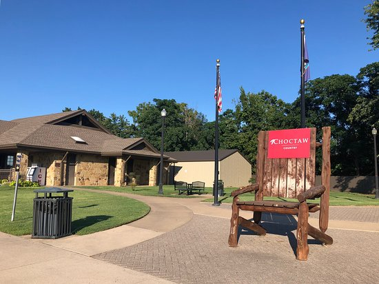 Choctaw Oklahoma Visitor Center