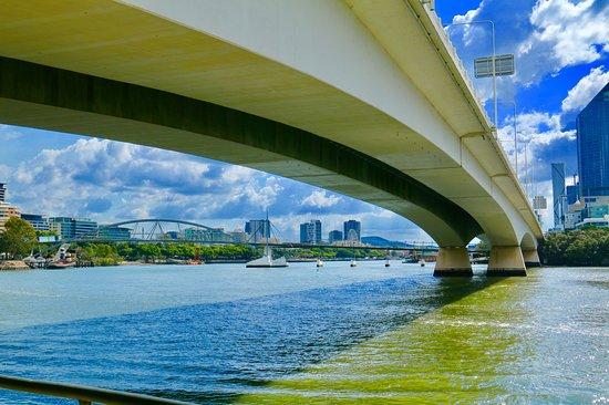 The Brisbane River – fénykép