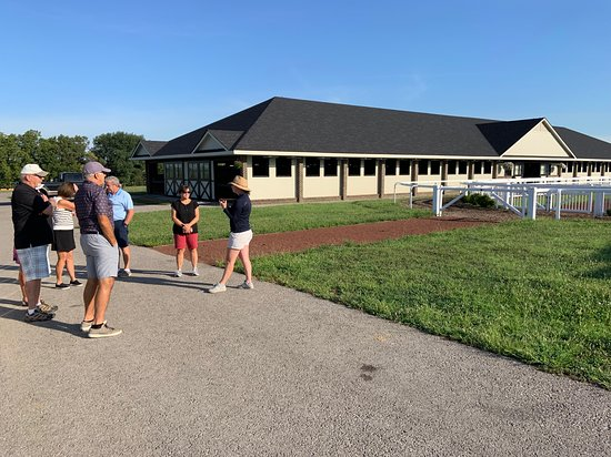 Central Kentucky Tours: Blackwood Stables
