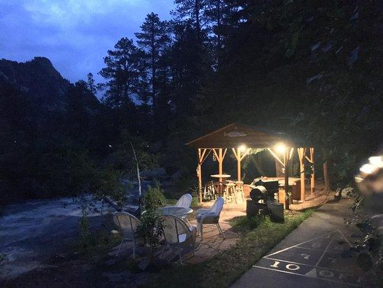 Tripadvisor - Lodge Kitchen - תמונה של Pine Haven Resort, אסטס פארק