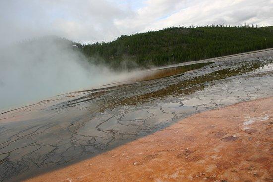 Parque Nacional de Yellowstone, WY: Color after color