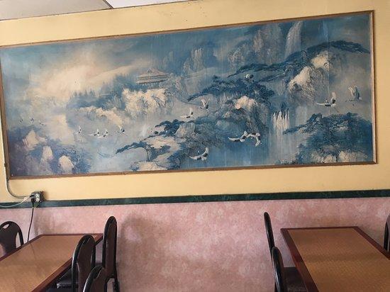 Great Wall Chinese Restaurant: Interior