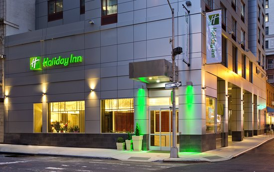 Holiday Inn Manhattan - Financial District Hotel