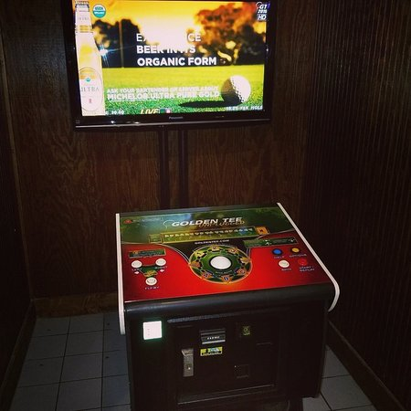 They have Golden Tee!!!