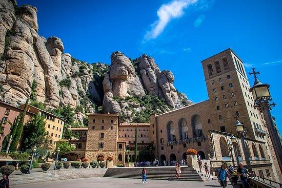 Excursion à Montserrat et sur la...