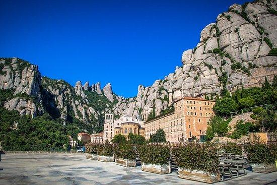 Tour di mezza giornata a Montserrat con