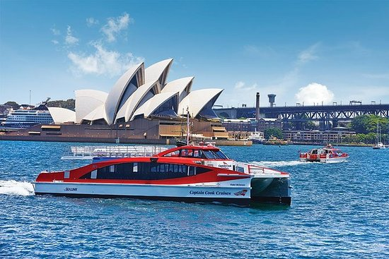 Hop-on-hop-off cruise Sydney-haven