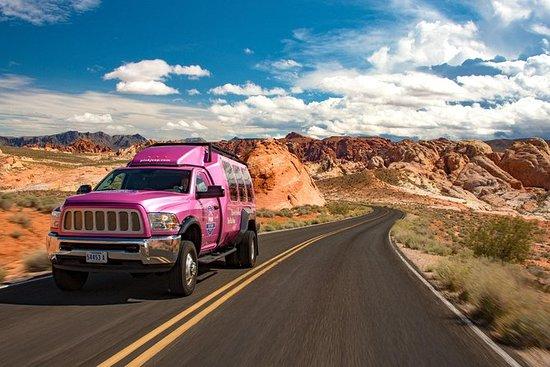 Valley of Fire Luxury Tour Trekker...