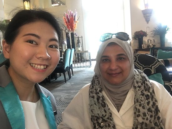 Anantara Siam Bangkok Hotel: Almosulem fatema