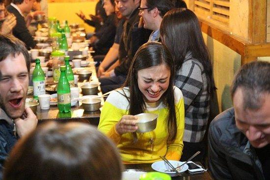 Koreansk matrundtur i liten grupp ...