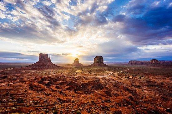 Tour con camping nei parchi nazionali
