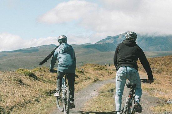 O Parque Nacional Cotopaxi Caminhada...