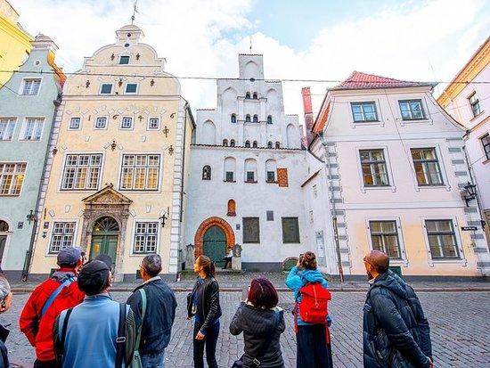 Beste van Riga: wandeltocht ...
