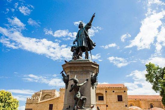 Tour de la ville de Saint-Domingue...
