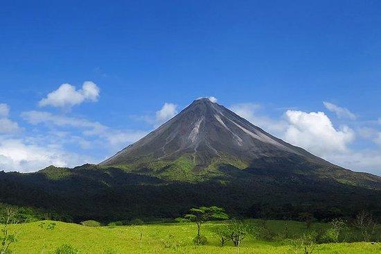 阿雷纳尔火山和塔巴松温泉一日游