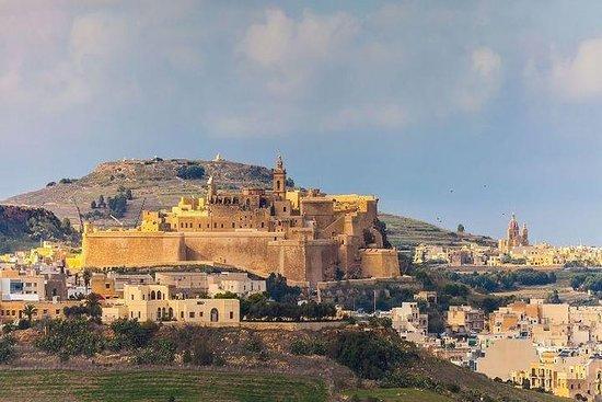 Full-Day Gozo Island Tour fra Valletta