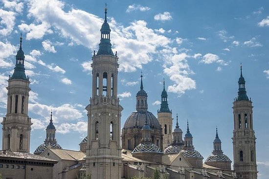 Tour privato della città di Saragozza